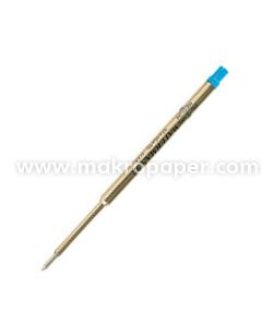 Recambio para bolígrafo Waterman punta media azul