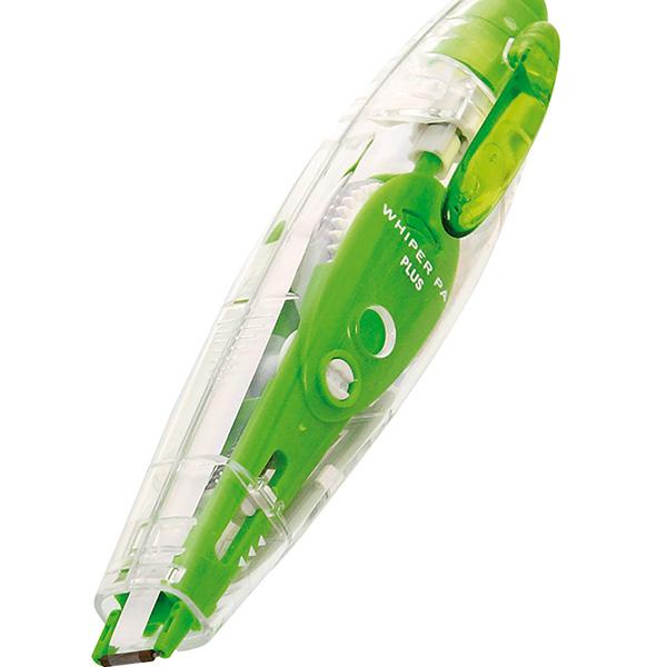 Corrector de cinta PLUS Pen style Verde