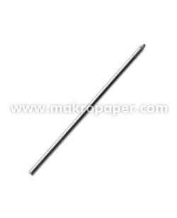 Recambio para bolígrafo metálico negro