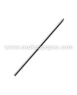 Recambio para bolígrafo metálico verde