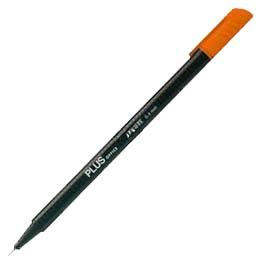 Rotulador Plus extrafino naranja 54