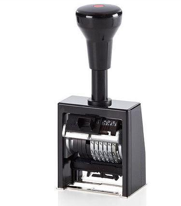 Numerador Reiner metálico 6 cifras 4''5mm