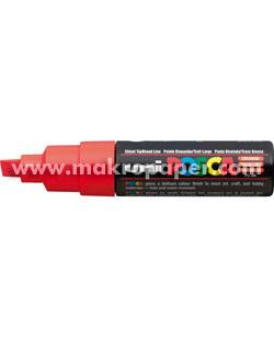 Marcador permanente Uni Posca PC-8K Rojo