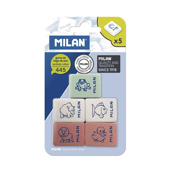 Blister 5 gomes Milan 445