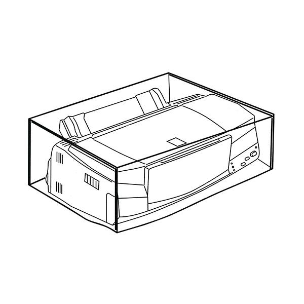 Funda impresora inkjet