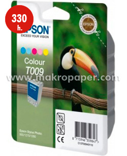 Cartucho inkjet Epson T009 3 col