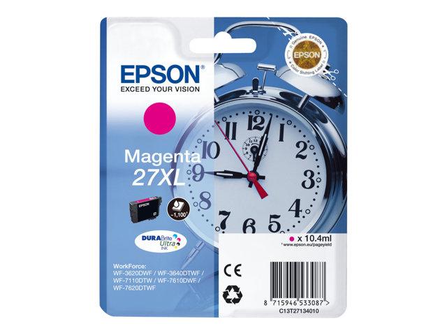 EPSON T271340 CARTUTX TINTA MAGENTA 27XL