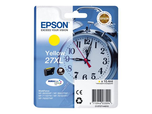 EPSON T271440 CARTUTX TINTA GROC 27XL