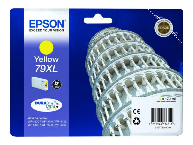 EPSON T790440 CARTUTX GROC 79XL 2000PG