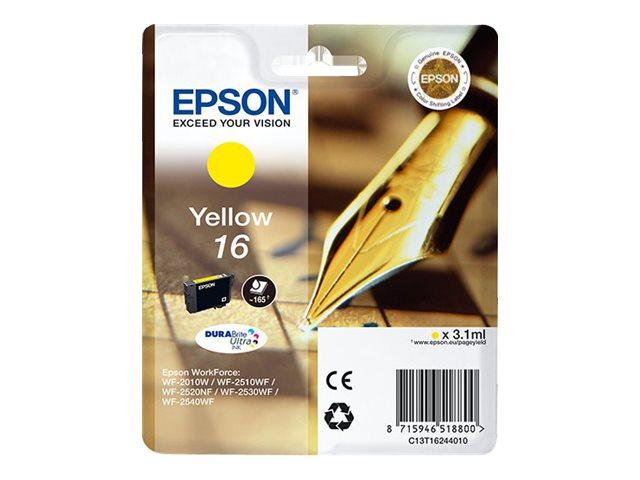 EPSON T163440 CARTUTX INY. TINTA 450 PÀG. GROC