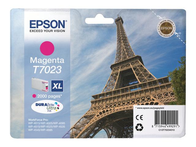 EPSON T702340 CARTUTX INY. TINTA MAGENTA XL 2000P.