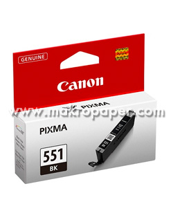 CANON 6508B001 CLI-551BK CARTUTX INYEC. TINTA NEG