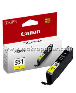 CANON 6511B001 CLI-551Y CARTUTX INYEC. TINTA GROC