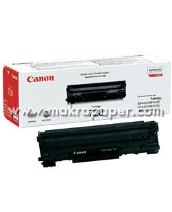 CANON CRG-728 TONER LASER NEGRE MF4410/4430/4550D