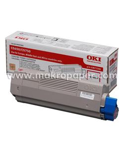 Toner láser OKI 43872306 Magenta