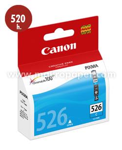 Cartucho inkjet CANON 526 (CLI-526C) Cyan