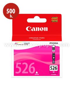 Cartucho inkjet CANON 526 (CLI-526M) Magenta