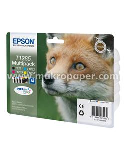 Pack inkjet Epson Pack T1285 (T1281+T1282+T1283+T1284)