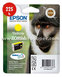 Cartucho inkjet Epson T0894 Amarillo