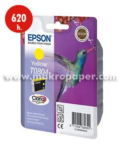 Cartucho inkjet Epson T0804 Amarillo
