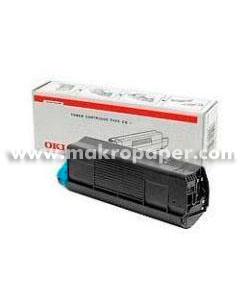 Toner láser OKI 43459371 Cyan