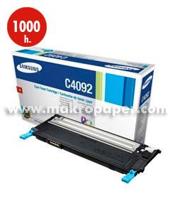 Toner láser SAMSUNG CLT-C4092S Cyan