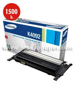 Toner láser SAMSUNG CLT-K4092S Negro