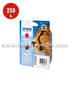 Cartucho inkjet Epson T0713 Magenta