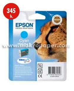 Cartucho inkjet Epson T0712 Cyan