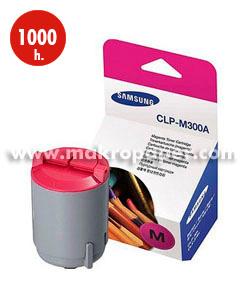 Toner láser SAMSUNG CLP-M300A/ELS Magenta