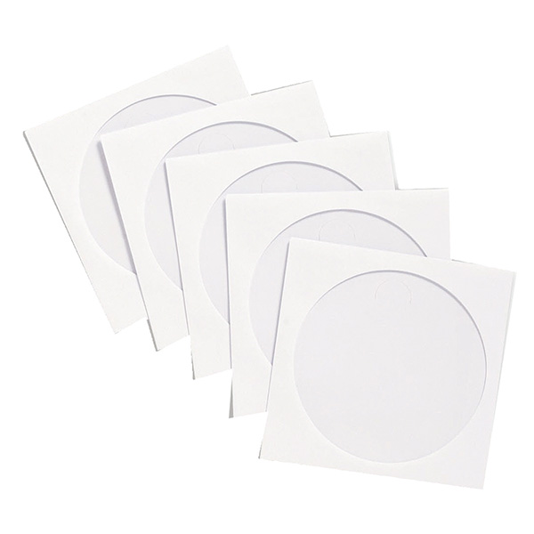 Sobres para CD Blanco 80gr