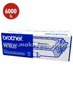 Toner láser BROTHER TN6600 Negro