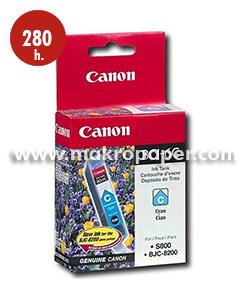 Cartucho inkjet CANON 6 (BCI-6C) Cyan