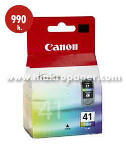 Cartucho inkjet CANON 41 (CL-41) color