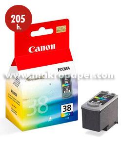 Cartucho inkjet CANON 38 (CL-38) color