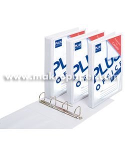 Carpeta Personalizable Plus Office PVC 2a 16mm