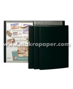 Carpeta Plus Office flexible A4 30 fundas