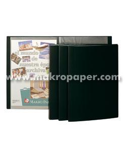 Carpeta Plus Office flexible A4 40 fundas