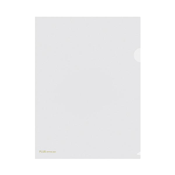 Dossier uñero Plus Office Folio transparente (12u)