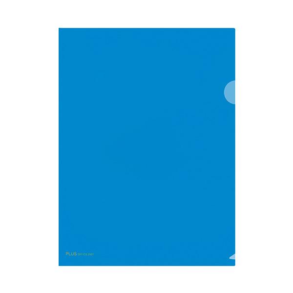 Dossier uñero Plus Office Folio azul (12u)