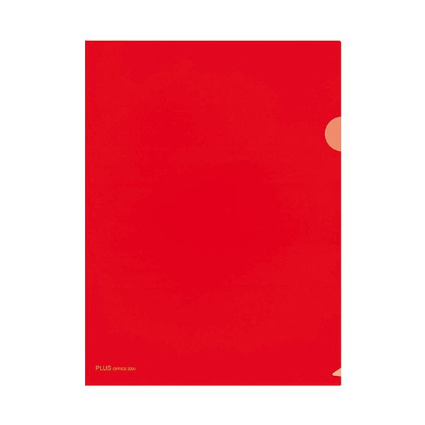 Dossier uñero Plus Office Folio Rojo (12u)