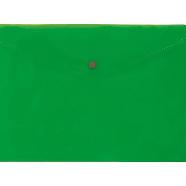 Dossier Plus Office A4 con broche 2020 Verde