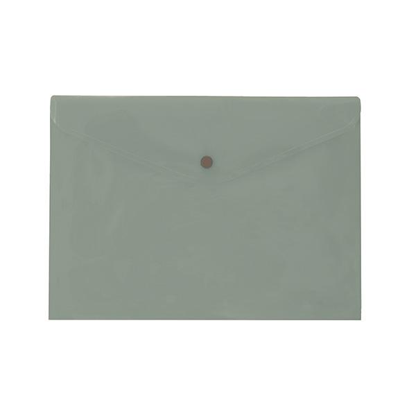 Dossier Plus Office A4 con broche 2020 Gris