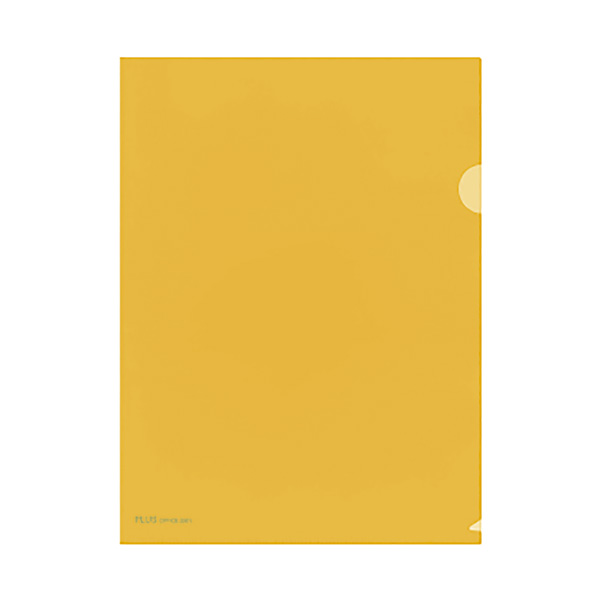 Dossier uñero Plus Office Folio Naranja (12u)