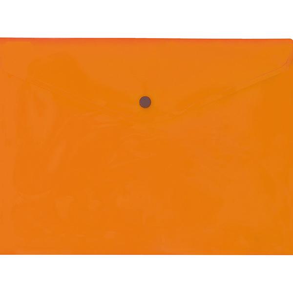 Dossier Plus Office A4 con broche 2020 Naranja