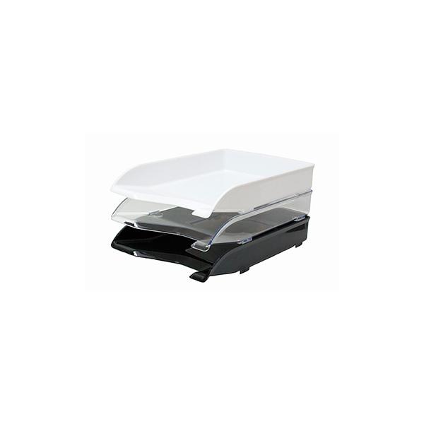 Bandeja sobremesa Makro Paper transparente T30400