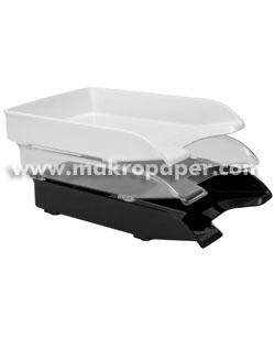 Bandeja sobremesa Makro Paper blanco T30400