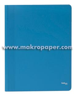 Carpeta Flexible con 40 fundas Plus Office A4 azul
