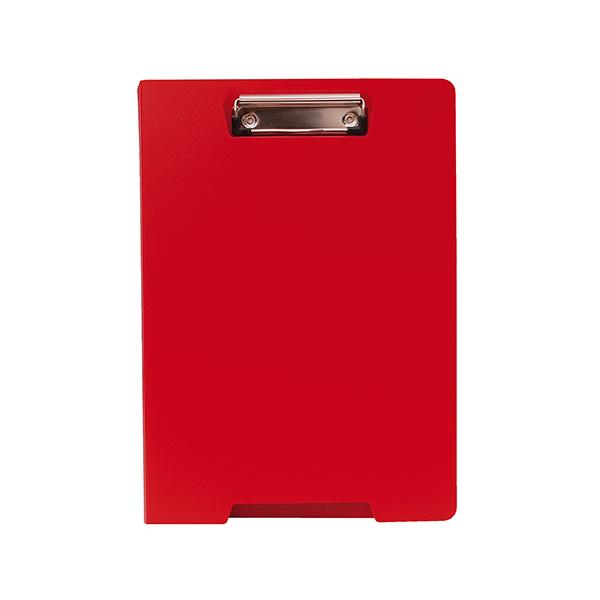 Carpeta miniclip A4 rojo