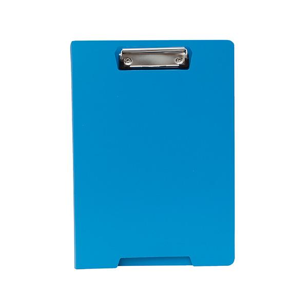 Carpeta miniclip A4 azul